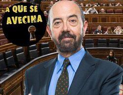 Todos los detalles del personaje de Miguel Rellán en 'LQSA': Cristobal, un político corrupto que manipulará a Enrique Pastor