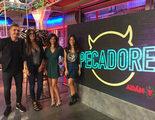 Txabi Franquesa, Lidia Anka, Carolina Noriega y Carmen Muñoz, primeros colaboradores de 'Pecadores'