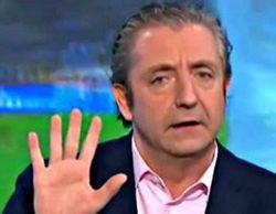"""Josep Pedrerol sobre las imágenes de la Liga: """"No entiendo que quieran coartar la libertad de expresión"""""""