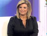 Terelu convence a los espectadores como presentadora de '¡Qué tiempo tan feliz!'