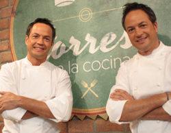 'Torres en la cocina' se estrena el 7 de septiembre a las 13:20 horas