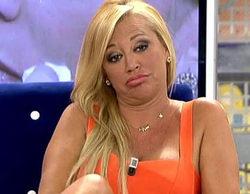 """Belén Esteban: """"Ojalá venga Rosa, pero si lo hace yo no me voy a levantar de la silla"""""""