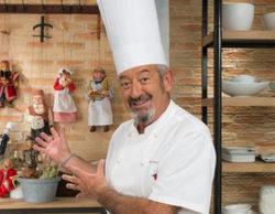Karlos Arguiñano estrena etapa cocinando en directo con un ojo puesto en el ejercicio