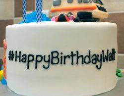 La curiosa tarta al estilo 'Breaking Bad' para celebrar los 56 años de Walter White