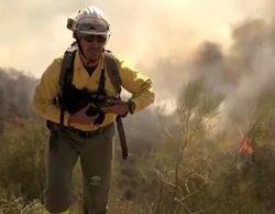 El estreno de 'La vida en llamas' anota un buen 2,2% en el prime time de Discovery MAX