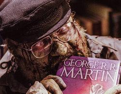 George R. R. Martin será un zombie en la segunda temporada de 'Z Nation'