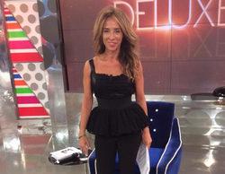 María Patiño muy solvente al frente de 'Sálvame Deluxe' con un 17,8% de media