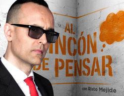 Risto Mejide vuelve a Antena 3 con la segunda temporada de 'Al rincón' el próximo martes