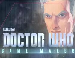 Los fans de 'Doctor Who' podrán crear su propio videojuego