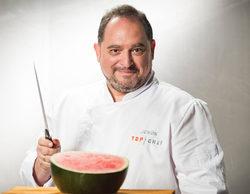 Jesús, primer concursante de 'Top Chef' en decir adiós a sus cuchillos