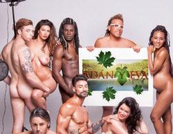 Torito desnuda nuevamente a los participantes de la primera temporada de 'Adán y Eva'