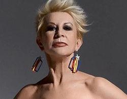Karmele Marchante se desnuda en Interviú para apoyar la independencia de Cataluña