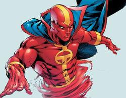 CBS publica la primera foto de Red Tornado, uno de los villanos de 'Supergirl'