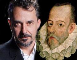 Cervantes, interpretado por Pere Ponce, protagonizará un capítulo de 'El Ministerio del Tiempo'