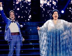 Carlos Latre desvela el secreto de Ruth Lorenzo para imitar a dos cantantes al mismo tiempo en 'TCMS 4'