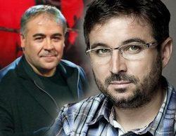 """Jordi Évole le reprocha a Ferreras falta de pluralidad: """"No  me digas que no has encontrado a un periodista independentista"""""""