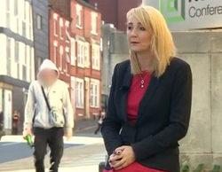 Una periodista de la BBC es acosada en plena calle mientras graba un reportaje
