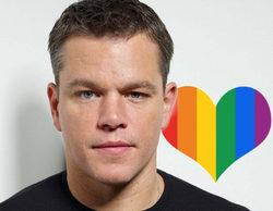 Matt Damon aclara sus comentarios sobre los actores gays en 'The Ellen DeGeneres Show'