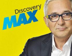 Xavier Sardà llega a Discovery MAX con 'ADN MAX' este domingo 4 de octubre