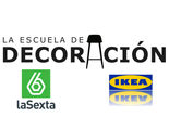 laSexta estrena 'Escuela de decoración' este sábado 3 de octubre