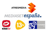 Secuoya, Real Madrid, Kiss, 13TV, Mediaset y Atresmedia tendrán nuevos canales en TDT
