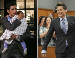 'Grandfathered' y 'The Grinder' se estrenan discretas en FOX