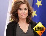 Soraya Sáenz de Santamaría pasará por 'El Hormiguero' como invitada el martes 6 de octubre