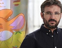 """Jordi Évole reprende a TVE: """"¿Quién fue el lumbreras que decidió poner una bandera española en el canal público infantil?"""""""
