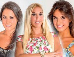 Raquel, Sofía y Amanda, nominadas en 'Gran Hermano 16'