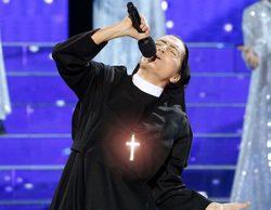 Sor Lucía Caram aprueba la imagen que Silvia Abril dio de las monjas en 'Tu cara me suena'