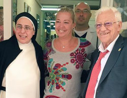 Belén Esteban dona parte del premio de 'GH VIP 3' a las organizaciones de Sor Lucia Caram y el padre Ángel