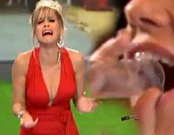 Ylenia vs Maite en una prueba de 'GH: el debate': ¿Se tragó Maite un gusano?