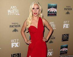 """Lady Gaga, sobre su papel en 'American Horror Story: Hotel': """"Me ha hecho sentir muy viva"""""""