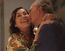 Bertín Osborne pregunta a Carmen Martinez-Bordiú si Franco era bisexual en 'En la tuya o en la mía'
