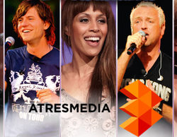 Atresmedia prepara 'The best singers', docu reality con cantantes famosos