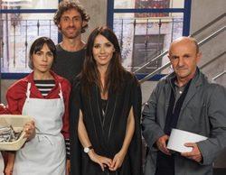 Bárbara Goenaga protagoniza 'Eskamak kentzen' (Quitando escamas), la primera serie de La Competencia para ETB1