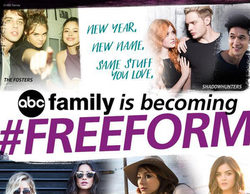 ABC Family se aleja del concepto familiar cambiando su nombre a Freeform