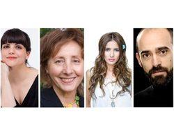 Lucía Jiménez, Mabel Rivera, Agnes Llobet y Chani Martín fichan por 'La sonata del silencio'