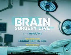 National Geographic realizará la primera cirugía cerebral en directo en 'Brain Surgery Live'
