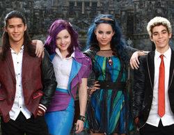 El estreno de 'Los descendientes' en Disney Channel triunfa con un fantástico 4,7%