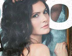 Ana María Orozco, la protagonista de 'Yo soy Betty, la fea' se desnuda para una revista colombiana