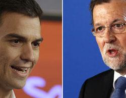 PP y PSOE quieren excluir a Podemos y Ciudadanos de sus debates en televisión