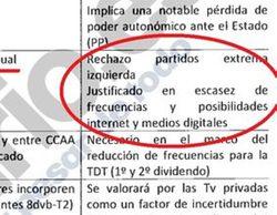 Un informe filtrado del Ministerio de Industria revela la manipulación en la concesión de TDT