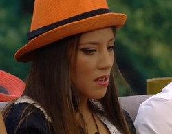 Marta se pelea con Ivy en directo, durante la gala de 'Gran Hermano 16'