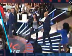 Raquel abandona el plató de 'Gran hermano: el debate' por una pelea con Maite