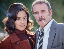 Arranca 'El Caso. Crónica de sucesos', nueva serie de TVE protagonizada por Fernando Guillén Cuervo y Verónica Sánchez
