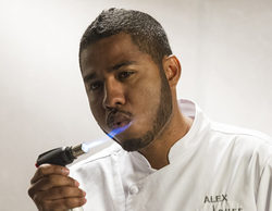Álex, sexto expulsado, se despide de 'Top Chef' tras una carrera de fondo