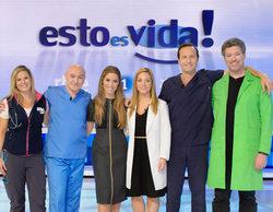 'Esto es vida' y sus consejos médicos llegan a TVE el 26 de octubre a las 18:50 horas