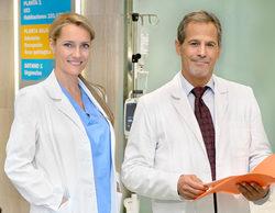 Así son los personajes de 'Centro médico', la nueva docu-ficción diaria de TVE