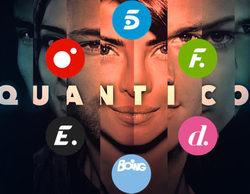 'Quantico', 'Rosewood' y 'Lookinglass', entre las series adquiridas por Mediaset